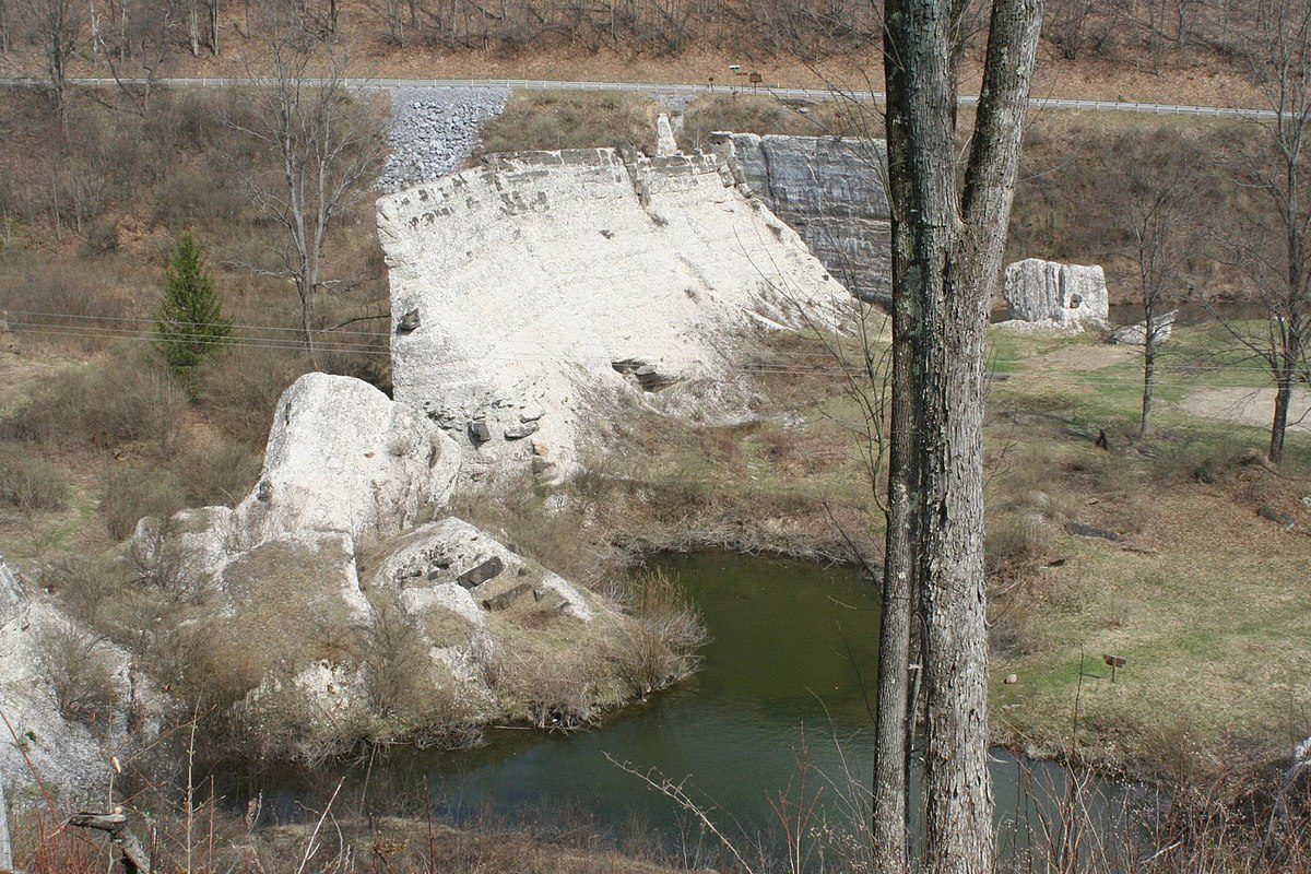 Austin Dam - Wikipedia