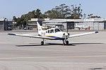 Australian Airline Pilot Academy (VH-XEF) Piper PA-28-161 Cherokee Warrior III taxiing at Wagga Wagga Airport.jpg