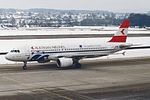 """Austrian Airlines Airbus A320-214 OE-LBP """"Neusiedler See"""" The Qualiflyer Group (22251993479).jpg"""