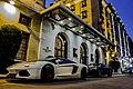 Aventador and vanquish (9558071854).jpg