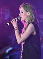 Avril Lavigne profile, St. Petersburg (crop).jpg