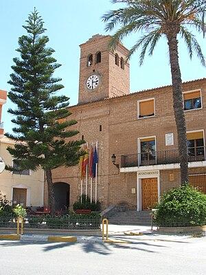Librilla - Town Hall.