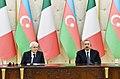 Azerbaijani, Italian presidents made press statements 5.jpg