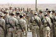 Azerbaijani soldiers in Iraq 11