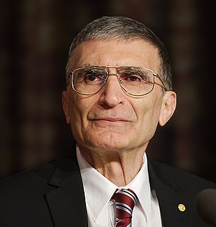 Aziz Sancar Turkish geneticist; Nobel Prize in Chemistry 2015