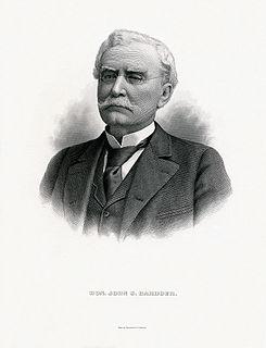John S. Barbour Jr. American politician