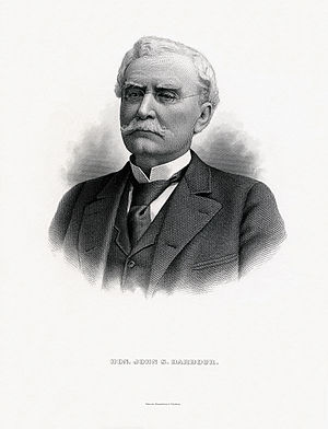 John S. Barbour Jr. - Image: BARBOUR, John S (BEP engraved portrait)