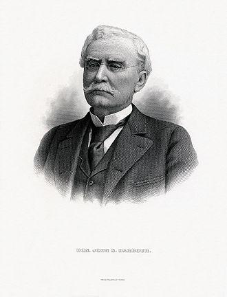John S. Barbour Jr. - Image: BARBOUR, John S (BEP engraved portrait)