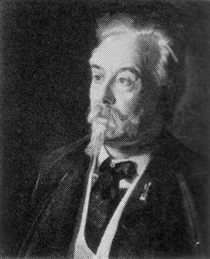Bernard Blommers - Portrait of B. J. Blommers (1904). Thomas Eakins