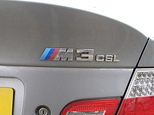 BMW M3 CSL E46 writing - badge - logo.jpg