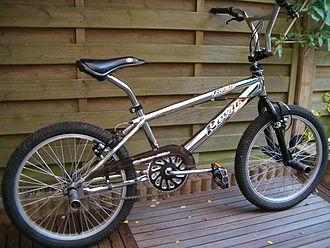 Gear case - Image: BMX bicycle