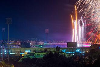Mirpur Model Thana - Sher-e-Bangla Cricket Stadium