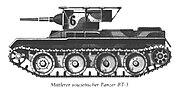 BT5 Panzer