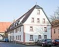 Bad Nauheim-Burgpforte 4 Burgstrasse 13 Stresemannstrasse 29 von Nordwesten-20140308.jpg