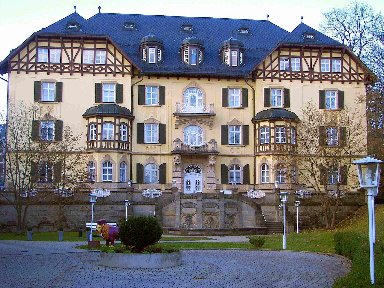 Hotel Bad Steben