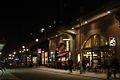 Bahnhof Berlin Friedrichstraße Nacht Georgenstraße.JPG