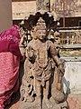Balaram Statue at Emami Jagannath temple, Balasore.jpg