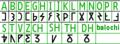 Baluchi Salimi Alphabet.png