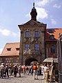 Bamberg Altes Rathaus Durchgang 1.JPG
