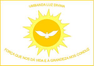 Umbanda - Image: Bandeira da Umbanda