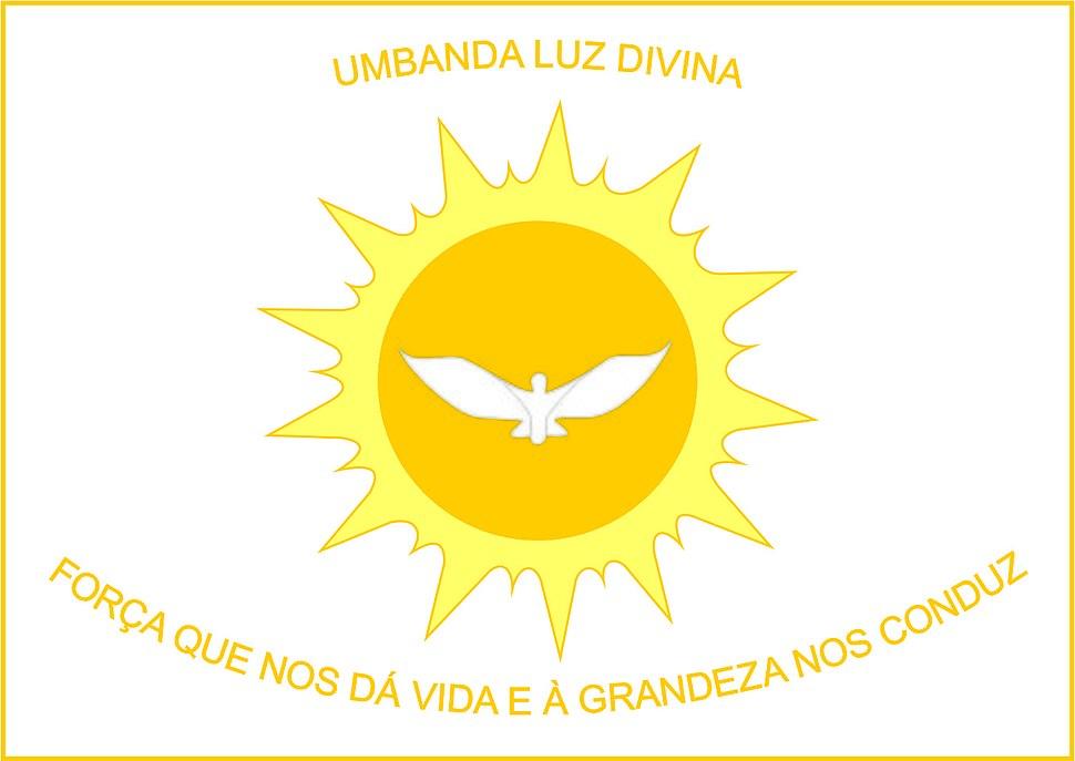 Bandeira da Umbanda