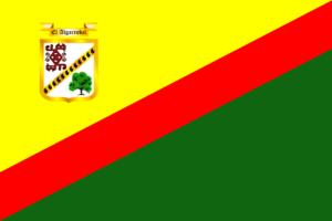El Algarrobal - Image: Bandera El Algarrobal