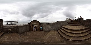 Castella de Aguada Historic fort in India