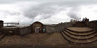 Castella de Aguada building in India