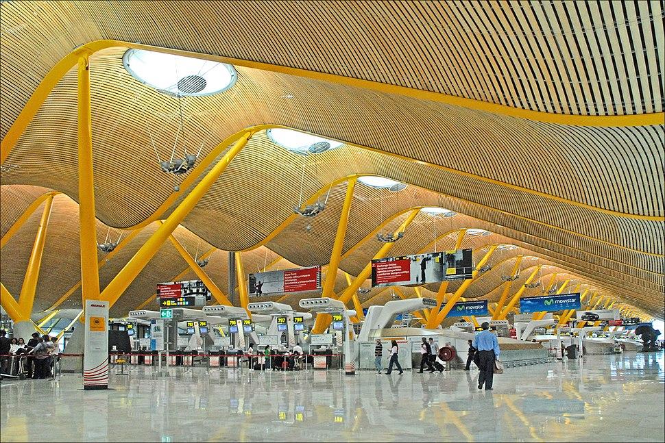 Barajas Airport (Madrid) (4685194730)