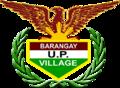 Barangay UP Village New Seal.png