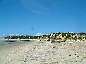 Inhambane: BarrabeachInhambane