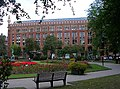 Barron's Warehouse - Park Square West - geograph.org.uk - 548340.jpg