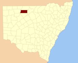 Barrona NSW