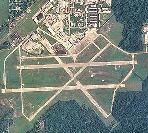 Bartow Municipal Airport - 2006 USGS airphoto