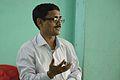 Barun Kumar Banik Speaks - Wikimedia Meetup - AMPS - Kolkata 2017-04-23 6817.JPG