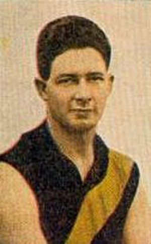 Basil McCormack - McCormack 1926 football card