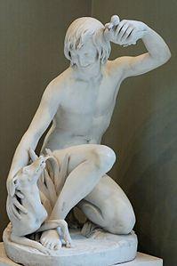 La Mire des Mots - résolue 199px-Bather_Dantan_Louvre_LP1041