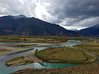 Bayi District District in Tibet, Peoples Republic of China