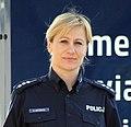 Beata Jarczewska, oficer prasowy KP Policji w Rawiczu.jpg