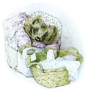 The Tale Of Mrs Tiggy Winkle Wikisource The Free