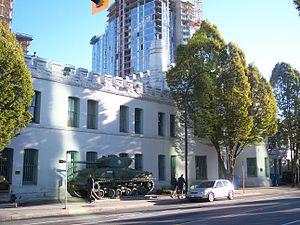 Beatty Street Drill Hall - Beatty Street Drill Hall, Vancouver, BC, Canada
