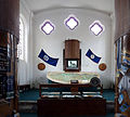 Bechyně, synagoga, Muzeum turistiky 02.jpg