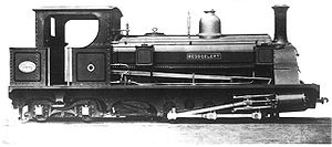 0-6-4 - Beddgelert of the North Wales Narrow Gauge Railways