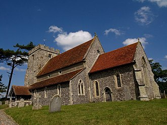 Beddingham - Beddingham Church