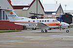 Beech B200 Super King Air 'N370CS' (30182392971).jpg