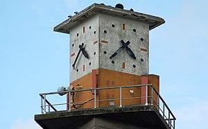 Gare de Dinan - Gare de Dinan clock tower