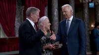 File:Being Biden- A Senate Swearing-In.webm