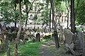 Beit Kevaroth Jewish cemetery Prague Josefov IMG 2775.JPG