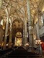 Belem, Interior of Mosteiro dos Jerónimos P1000022.JPG