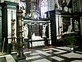Belgique Gand Cathedrale Saint-Bavon Choeur Mausolee Mgr Triest - panoramio.jpg